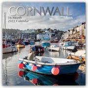Cover-Bild zu Cornwall 2022 - 16-Monatskalender