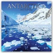 Cover-Bild zu Antarctica - Antarktis 2022 - 16-Monatskalender