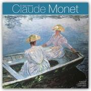 Cover-Bild zu Claude Monet 2022 - 16-Monatskalender