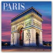 Cover-Bild zu Paris 2022 - 18-Monatskalender mit freier TravelDays-App