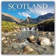Cover-Bild zu Scotland - Schottland 2022 - 18-Monatskalender mit freier TravelDays-App