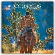 Cover-Bild zu Cowboys 2022 - 18-Monatskalender