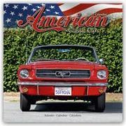 Cover-Bild zu American Classic Cars - Amerikanische Oldtimer 2022