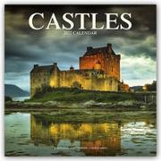 Cover-Bild zu Enchanted Castles - Verwunschene Schlösser 2022 - 18-Monatskalender