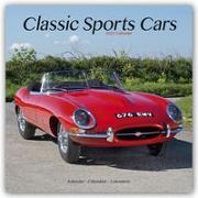 Cover-Bild zu Classic Sports Cars - Sportwagen-Oldtimer 2022