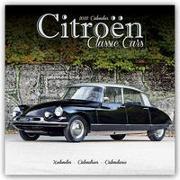 Cover-Bild zu Citroën Classic Cars - Oldtimer von Citroën 2022 - 16-Monatskalender