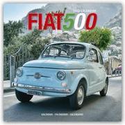 Cover-Bild zu Fiat 500 2022