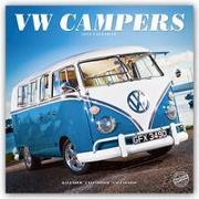 Cover-Bild zu Volkswagen Bus - VW Transporter 2022 - 18-Monatskalender