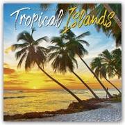 Cover-Bild zu Tropical Islands - Tropeninseln 2022 - 18-Monatskalender