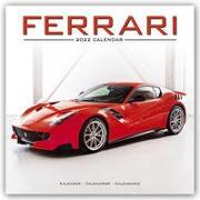 Cover-Bild zu Ferrari 2022 - 16-Monatskalender