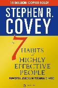 Cover-Bild zu Covey, Stephen R.: 7 Habits Of Highly Effective People