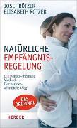 Cover-Bild zu Natürliche Empfängnisregelung von Rötzer, Josef