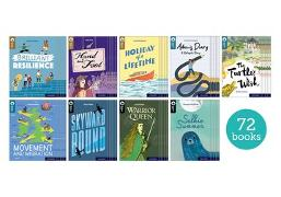 Cover-Bild zu Morgan, Michaela: Oxford Reading Tree TreeTops Reflect: Oxford Reading Levels 18-20: Class Pack