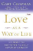 Cover-Bild zu Love as a Way of Life (eBook) von Chapman, Gary