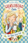 Cover-Bild zu Kolb, Suza: Wunschbüro Edda - Der Oma-Sissi-Fall