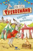 Cover-Bild zu Kolb, Suza: Der Esel Pferdinand - Ritterpferd mit Eselsohren - Band 4