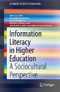 Cover-Bild zu Cabra-Torres, Fabiola: Information Literacy in Higher Education