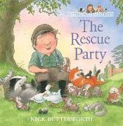 Cover-Bild zu The Rescue Party von Butterworth, Nick