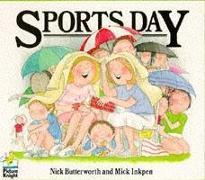 Cover-Bild zu Sports Day von Inkpen, Mick