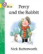 Cover-Bild zu Percy and the Rabbit von Butterworth, Nick