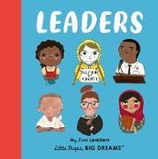 Cover-Bild zu Sanchez Vegara, Maria Isabel: Leaders (eBook)
