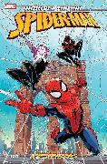 Cover-Bild zu Dawson, Delilah S.: Marvel Action: Spider-Man: A New Beginning (Book One)