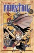 Cover-Bild zu Mashima, Hiro: Fairy Tail, Band 8