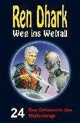 Cover-Bild zu Grave, Uwe Helmut: Das Geheimnis des Weltenrings (eBook)