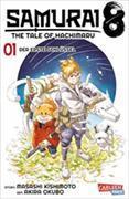 Cover-Bild zu Kishimoto, Masashi: Samurai8 1