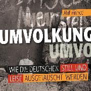Cover-Bild zu Pirinçci, Akif: Umvolkung (Audio Download)