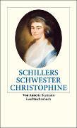 Cover-Bild zu Seemann, Annette: Schillers Schwester Christophine