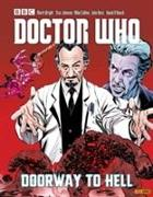 Cover-Bild zu Mark Wright: Doctor Who: Doorway to Hell