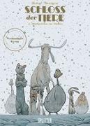 Cover-Bild zu Dorison, Xavier: Schloss der Tiere. Band 2 (Splitter Diamant Vorzugsausgabe)