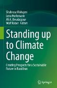 Cover-Bild zu Mohajeri, Shahrooz (Hrsg.): Standing up to Climate Change