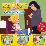 Cover-Bild zu Schneider, Liane: 07: Conni beim Frisör / Conni auf Waldsafari / Conni auf der Burg / Conni und das Froschkonzert (Vier Hörspiele zur TV-Serie) (Audio Download)
