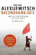 Cover-Bild zu Alexijewitsch, Swetlana: Secondhand-Zeit (eBook)