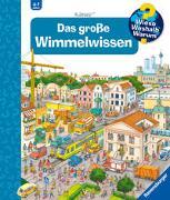 Cover-Bild zu von Kessel, Carola: Wieso? Weshalb? Warum? Das große Wimmelwissen (Riesenbuch)