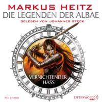 Cover-Bild zu Die Legenden der Albae 02. Vernichtender Hass