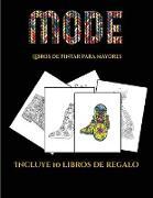 Cover-Bild zu Libros de pintar para mayores (Moda)