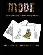 Cover-Bild zu Libros de colorear para adolescentes (Moda)