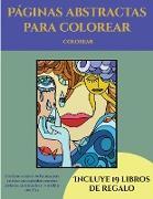 Cover-Bild zu Colorear (Páginas abstractas para colorear)