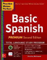 Cover-Bild zu Practice Makes Perfect Basic Spanish