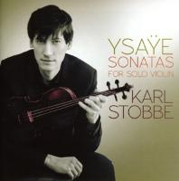 Cover-Bild zu Sonatas For Solo Violin