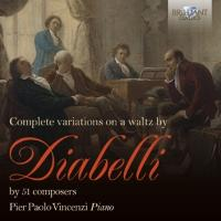 Cover-Bild zu Complete Variations on a Waltz by Diabelli