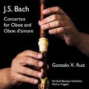 Cover-Bild zu Concertos for Oboe and Oboe d'amore