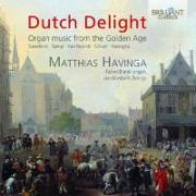 Cover-Bild zu Dutch Delight: Organ Music from the Golden Age