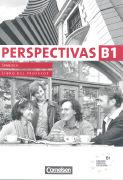 Cover-Bild zu Perspectivas B1. Spanisch. Libro del Profesor