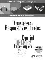 Cover-Bild zu Especial Dele B2. Curso completo. Lösungsschlüssel zum Übungsbuch