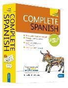 Cover-Bild zu Complete Spanish Beginner to Intermediate Book and Audio Course