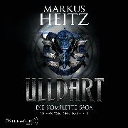Cover-Bild zu Ulldart. Die komplette Saga (Ulldart )